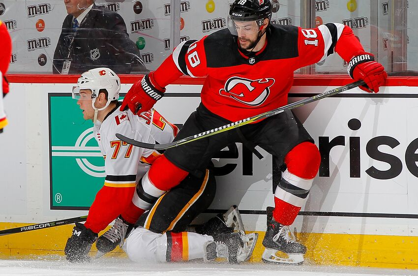 eb481f44e New Jersey Devils Offer Another Chance To Drew Stafford