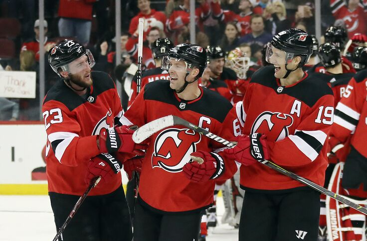 size 40 75376 ac32c New Jersey Devils: Teams May Actually Want To Trade For Andy ...