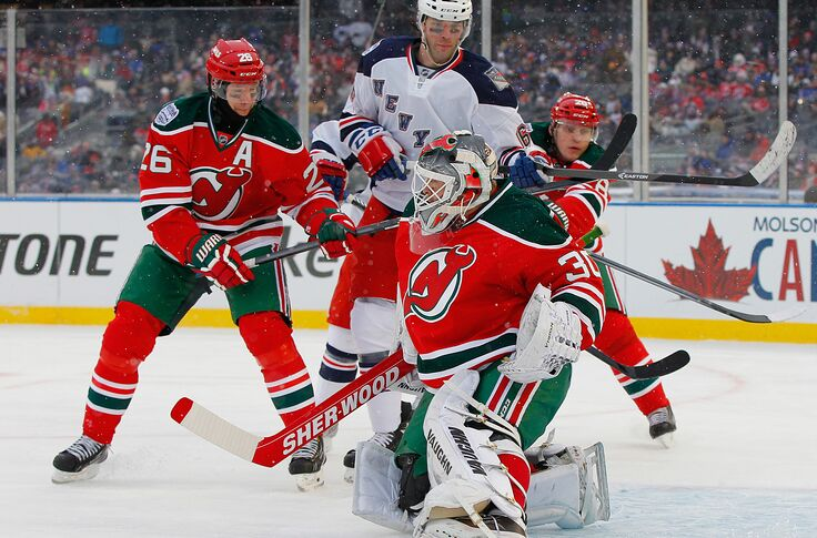 low priced 2d82b a94e8 New Jersey Devils: Taking A Look At The New Jersey