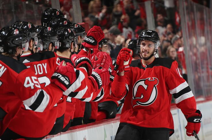 info for a406b 5b84a New Jersey Devils Win Thriller To Remain Undefeated