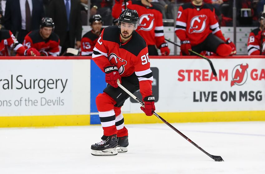 New Jersey Devils  Trade Marcus Johansson to the Boston Bruins 41604b445