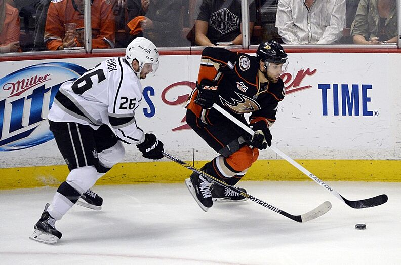 286c25ed3 Andrew Cogliano deserves to be Assistant Captain for the Anaheim Ducks