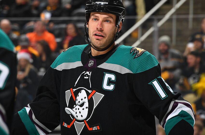 6ed8a5a980e Anaheim Ducks  Ryan Getzlaf Has Had Enough