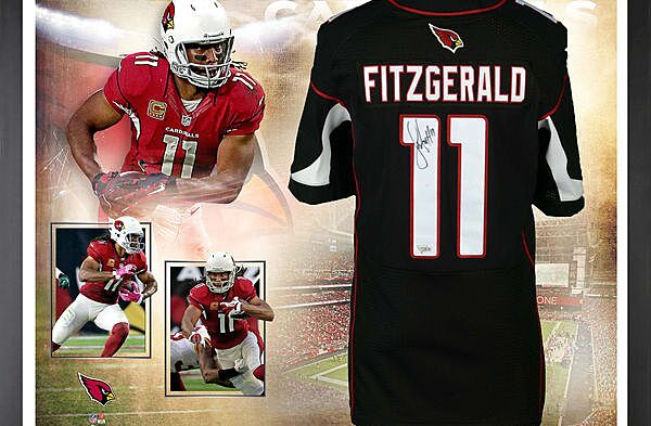 3517d3816893 Arizona Cardinals Gift Guide  10 must-have Larry Fitzgerald items