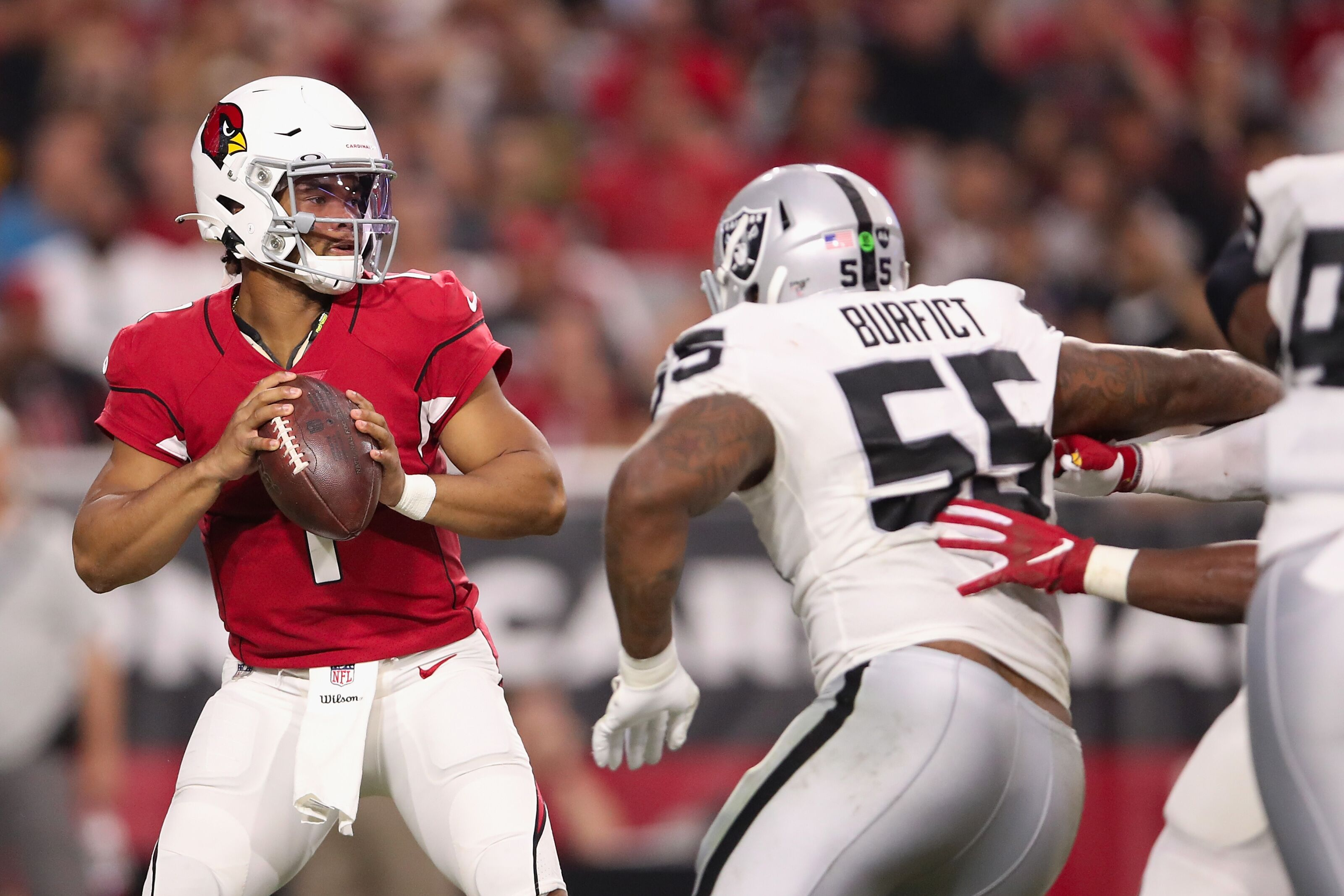 Arizona Cardinals-Oakland Raiders: 5 whose stock dropped