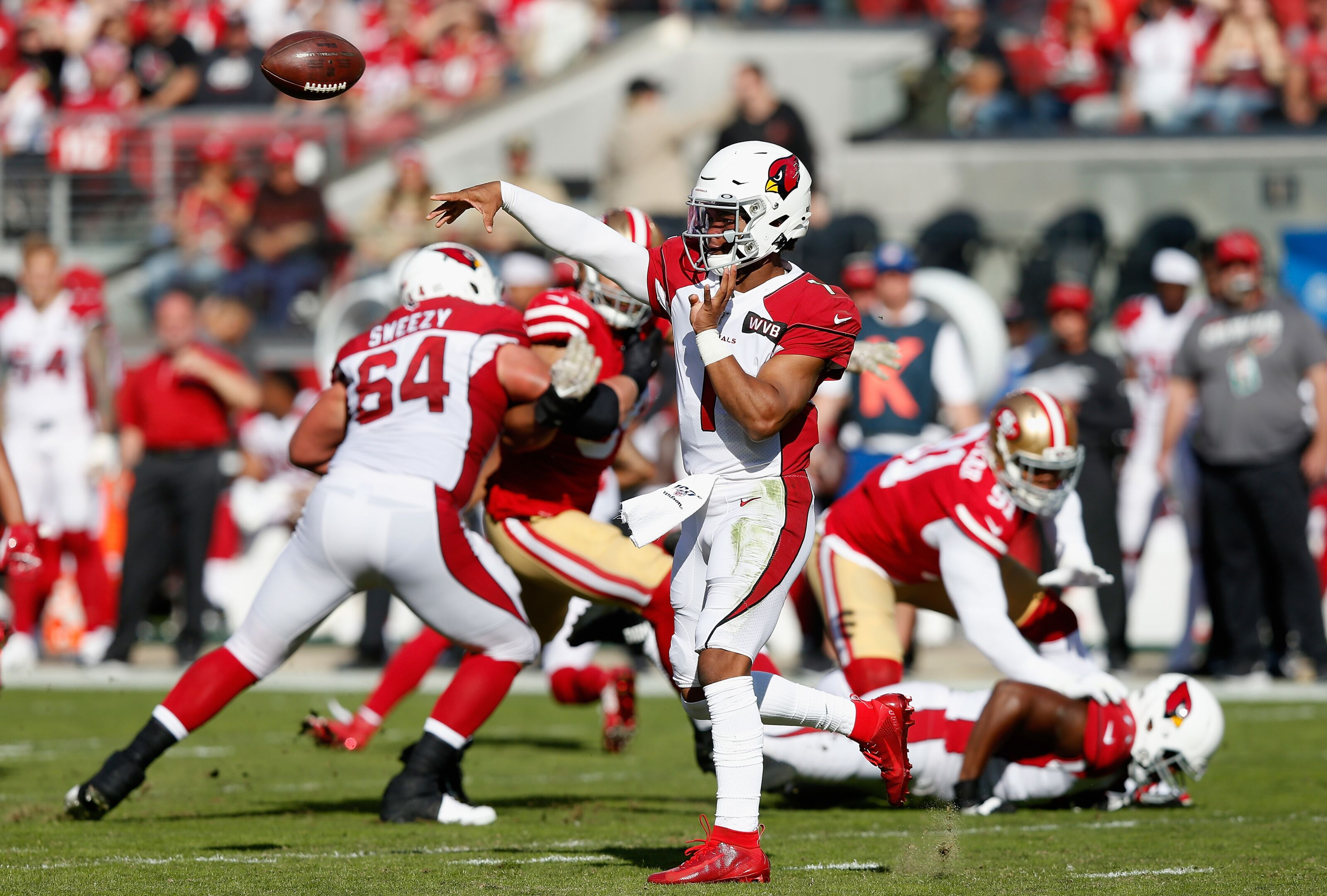 Arizona Cardinals can get to playoffs in 2020