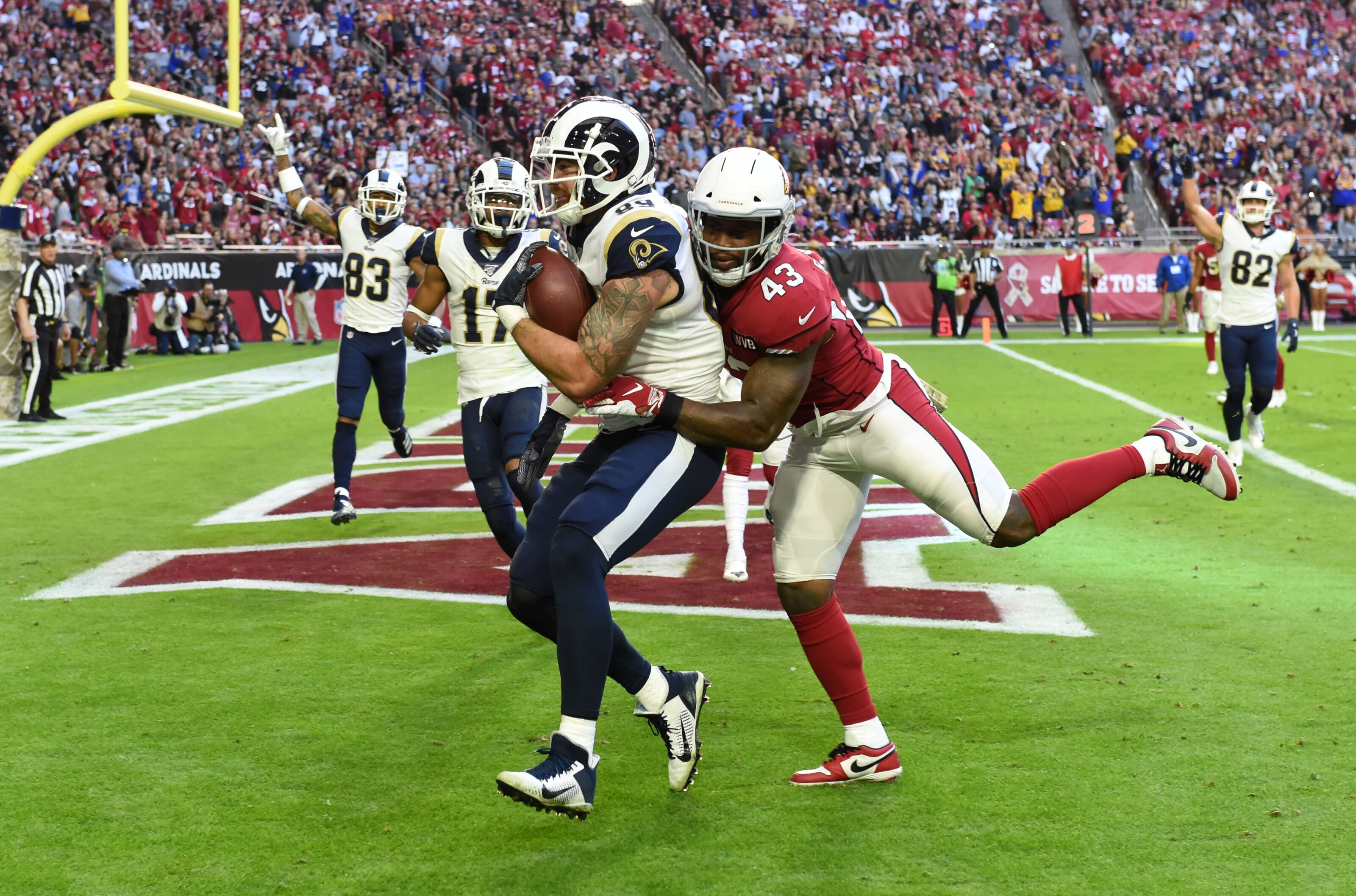 Arizona Cardinals hoping change salvages linebacker's career