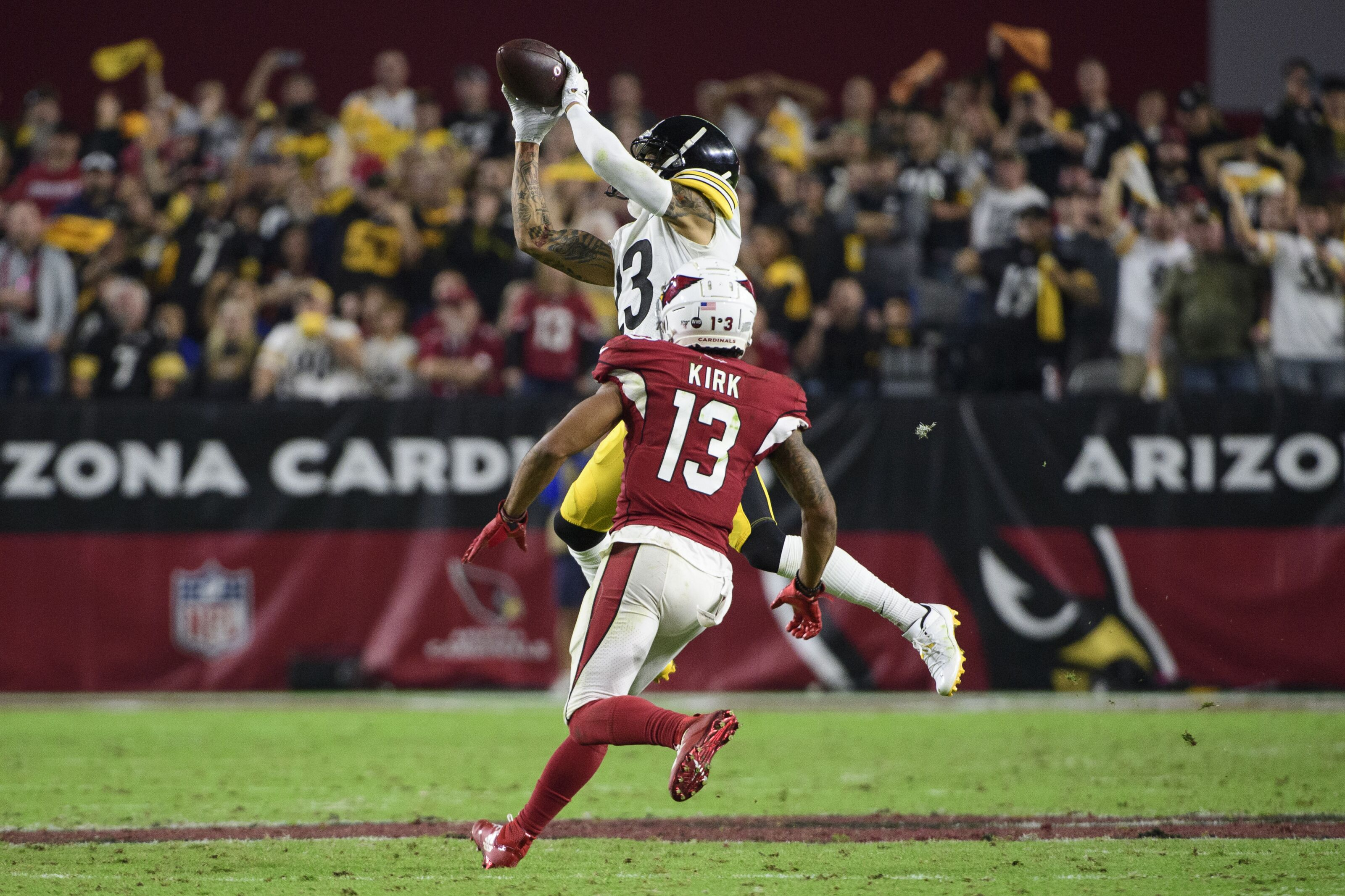 Arizona Cardinals defense does them in again