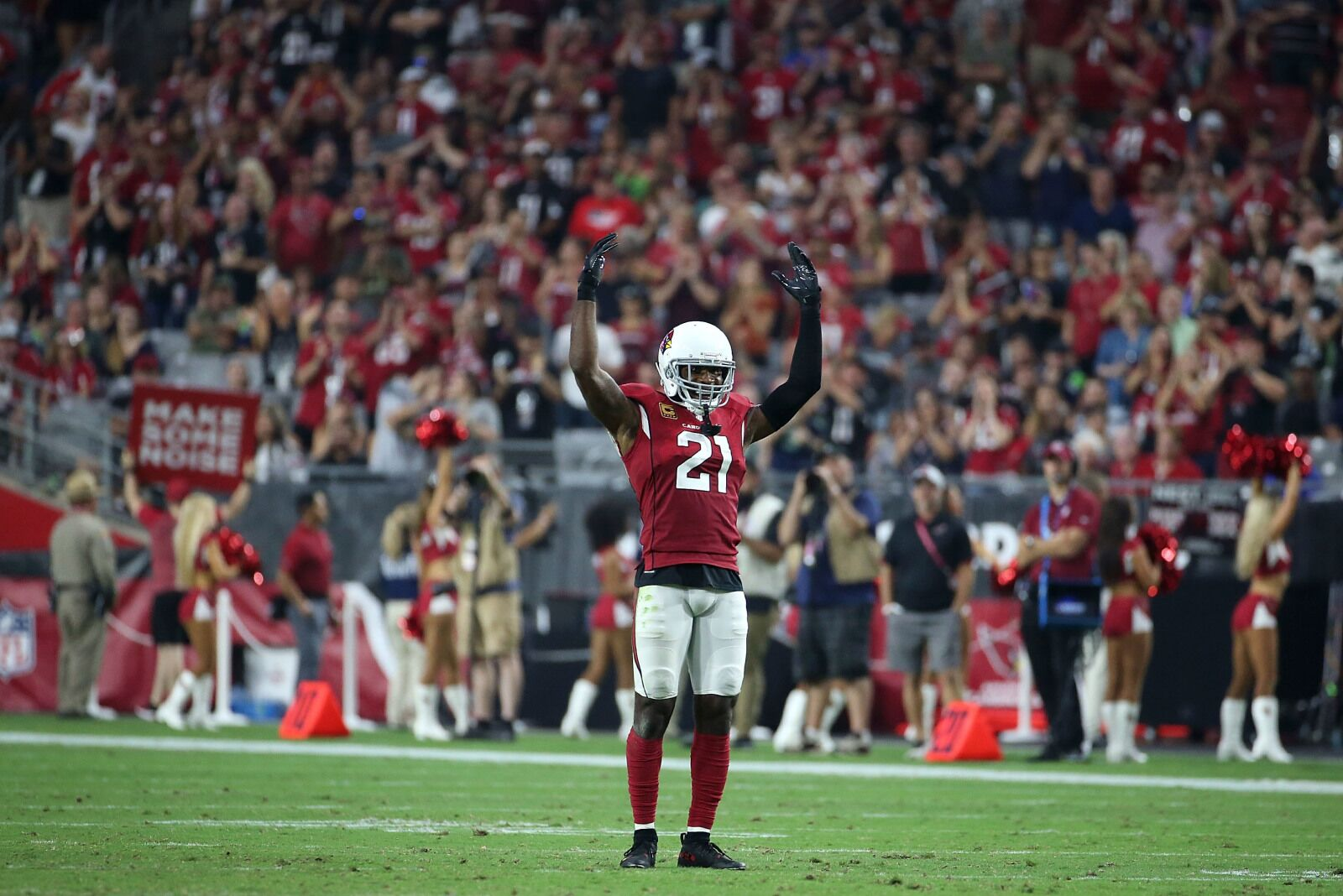 Arizona Cardinals should get at least a first-round pick for Patrick Peterson in a trade
