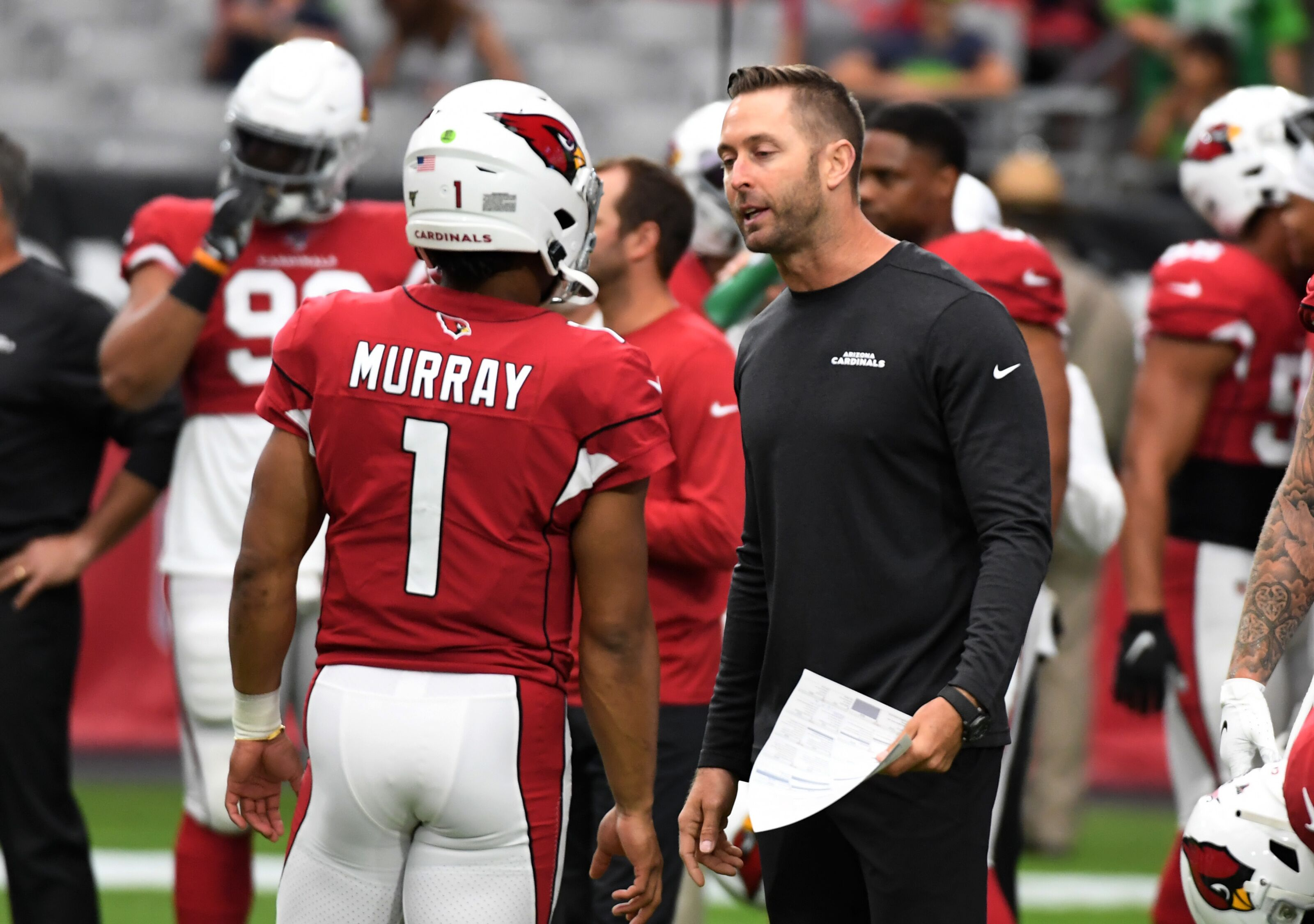Arizona Cardinals offense is considerably improved in 2019