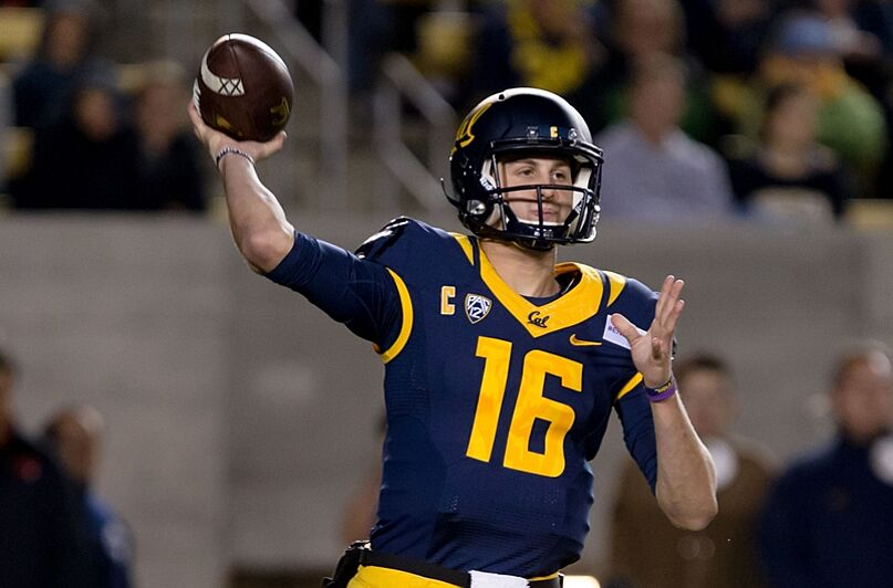 Los Angeles Rams may find their franchise QB with Jared Goff 2e0940d12
