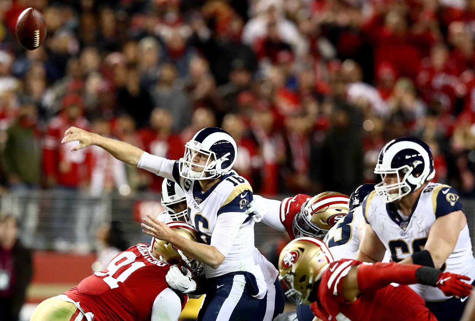 LA Rams heal as SF 49ers face Packers in NFC Championship
