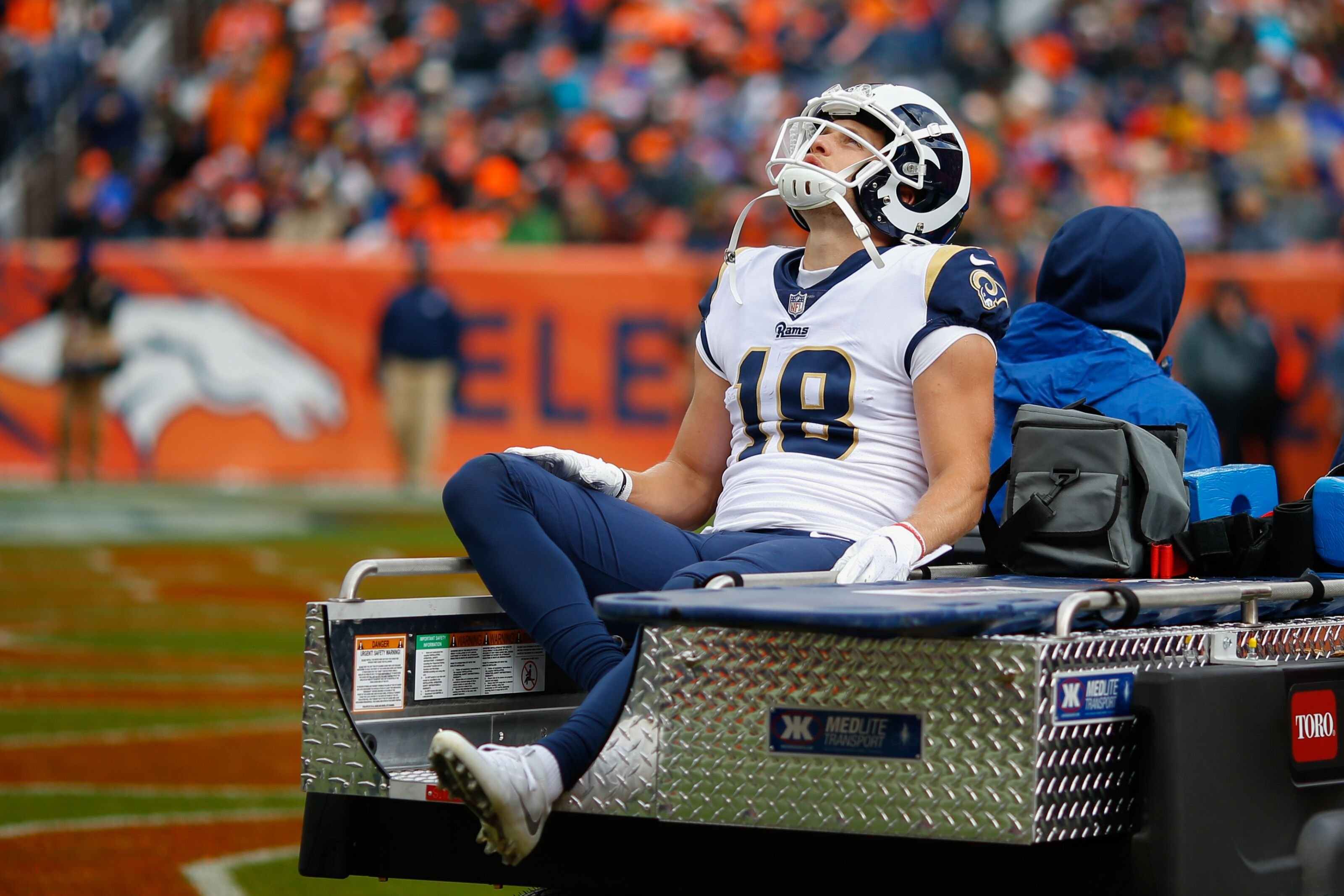 Los Angeles Rams will adjust fine without Cooper Kupp in Week 7