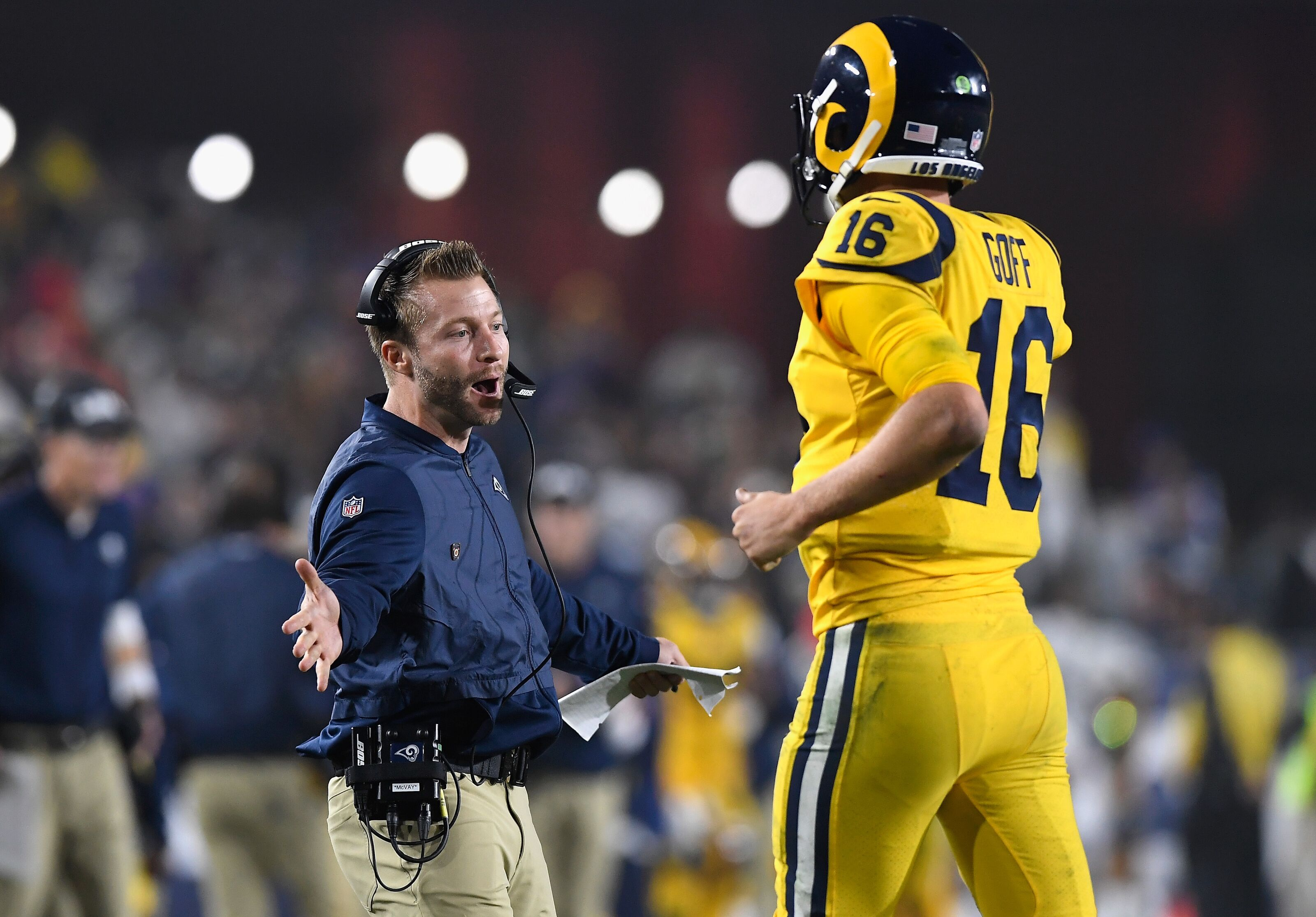 Los Angeles Rams: It won't be easy for teams looking for the next McVay