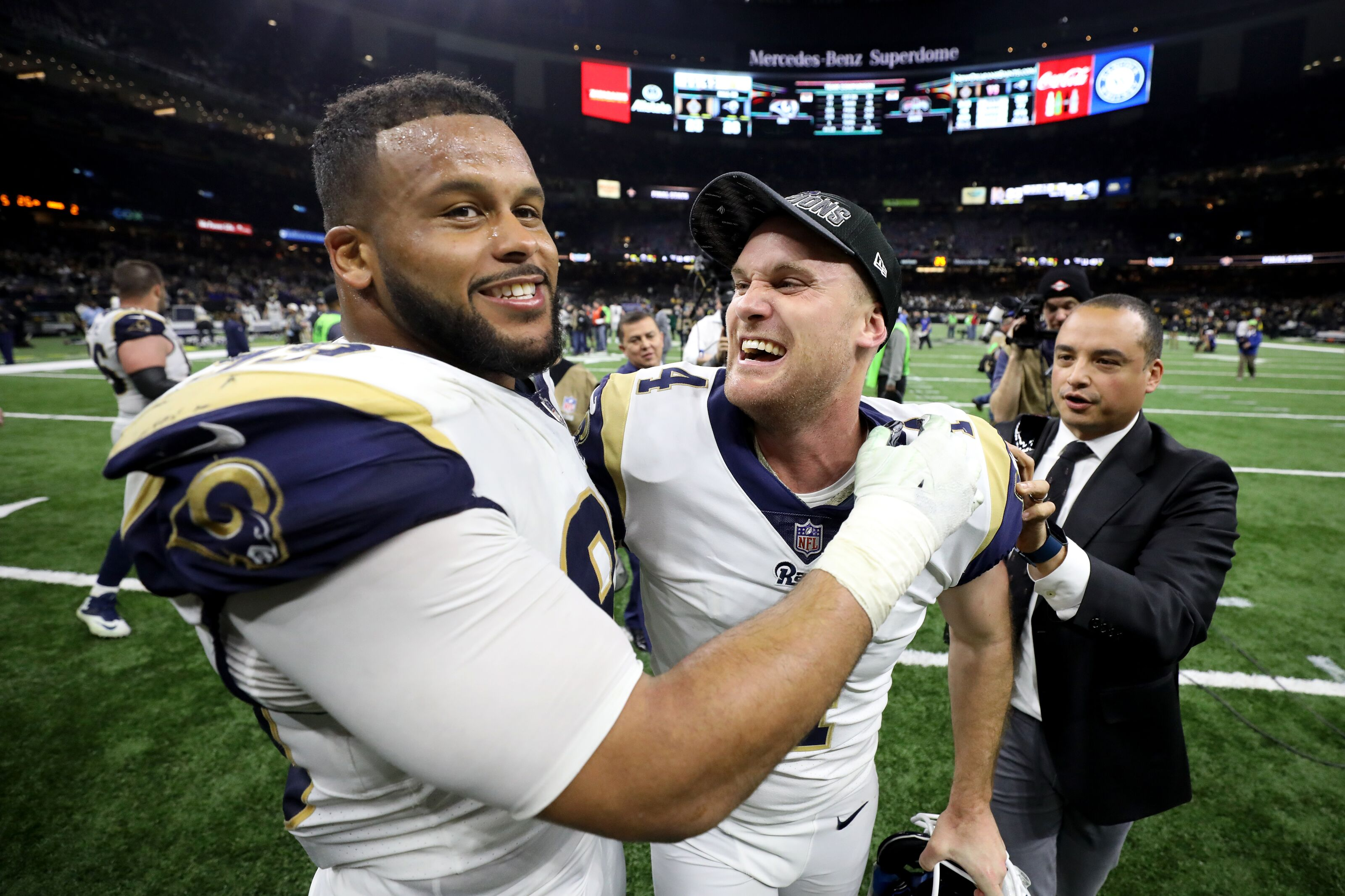 3 reactions to Los Angeles Rams ratings in Madden NFL 20