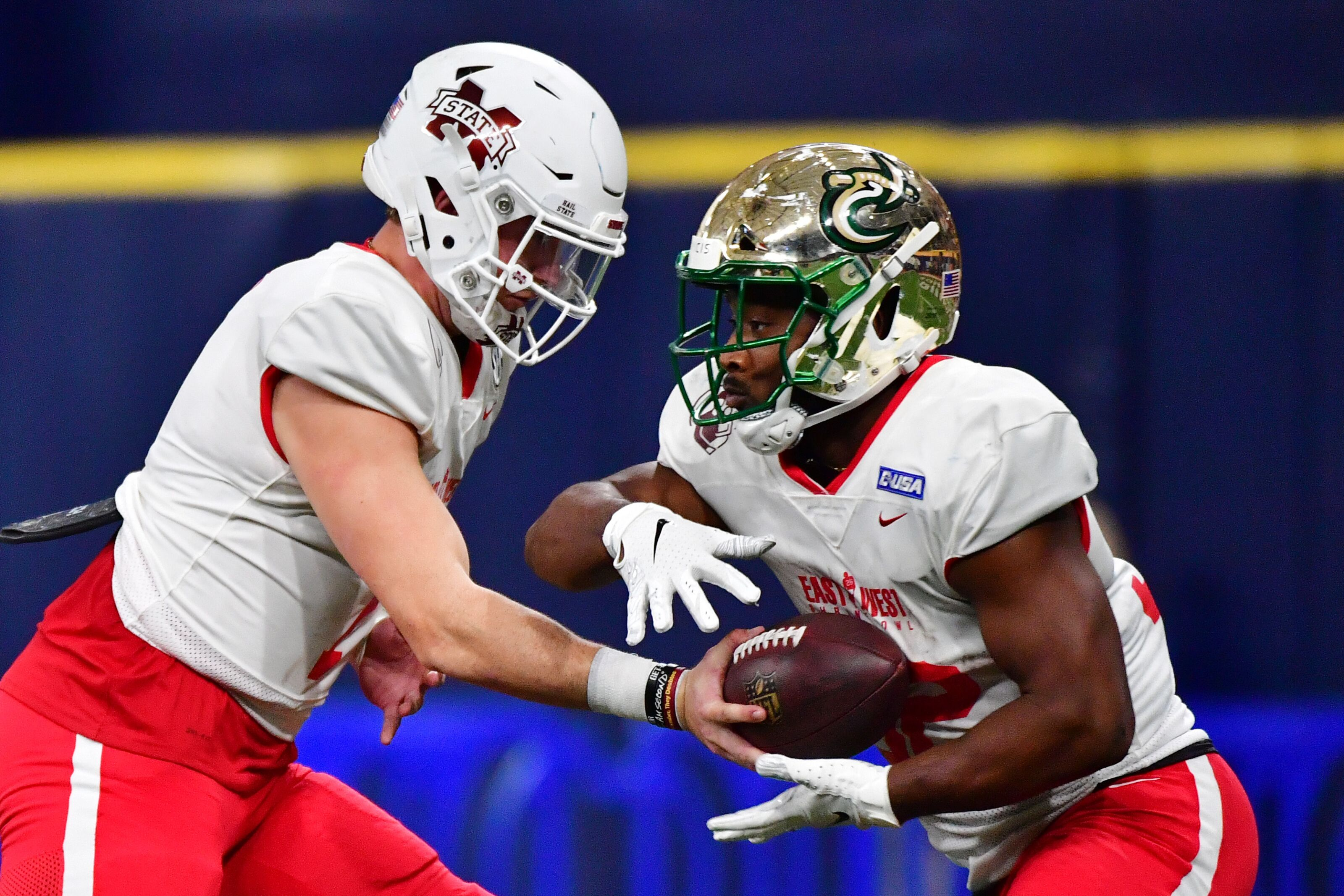 LA Rams fans see rise of the small college player on Saturday