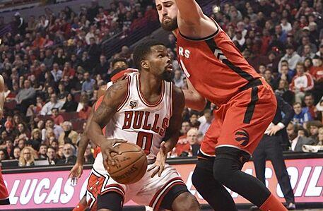 Chicago Bull 114 Raptors 112 The Butler Did It