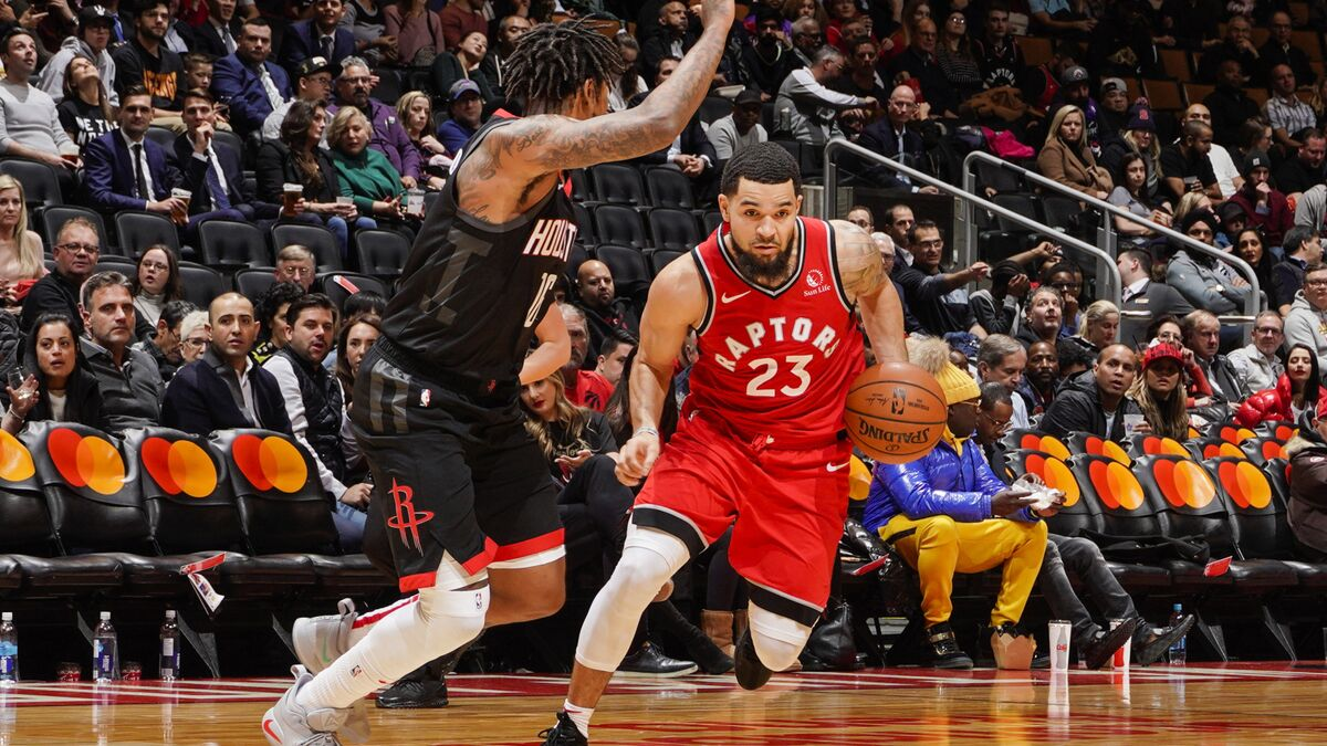 Are the Toronto Raptors coming back down to earth?