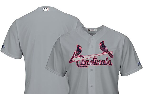 sale retailer 802e8 5d472 Get ready for July 4 with St. Louis Cardinals gear