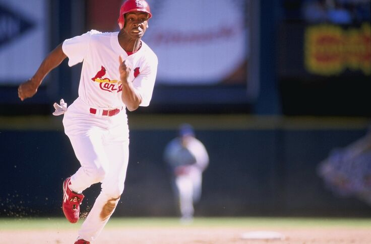 On this Day: St  Louis Cardinals legend Willie McGee returns