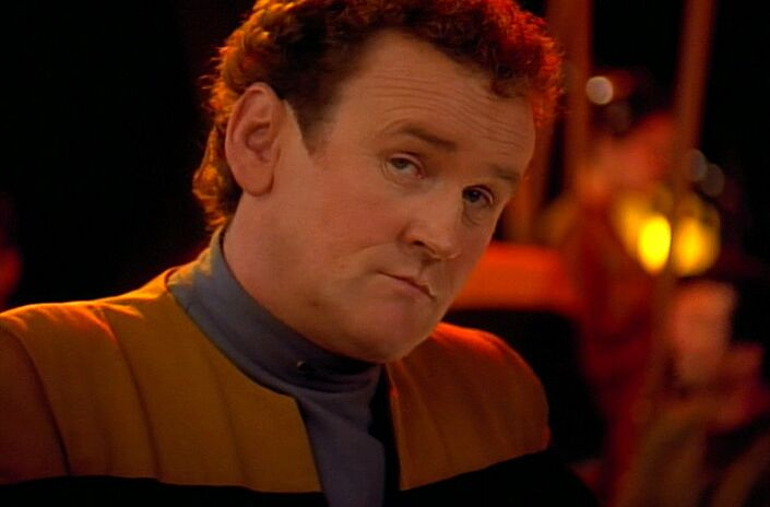 Colm Meany as Chief Miles O'Brien