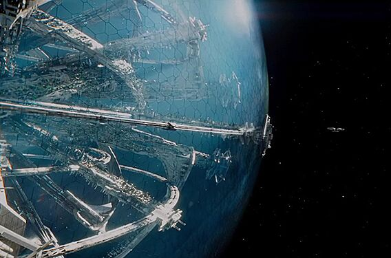 could the yorktown space station from star trek beyond exist