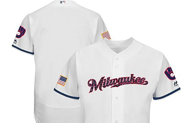 a1e0f363b30c47 Get ready for July 4 with Milwaukee Brewers gear