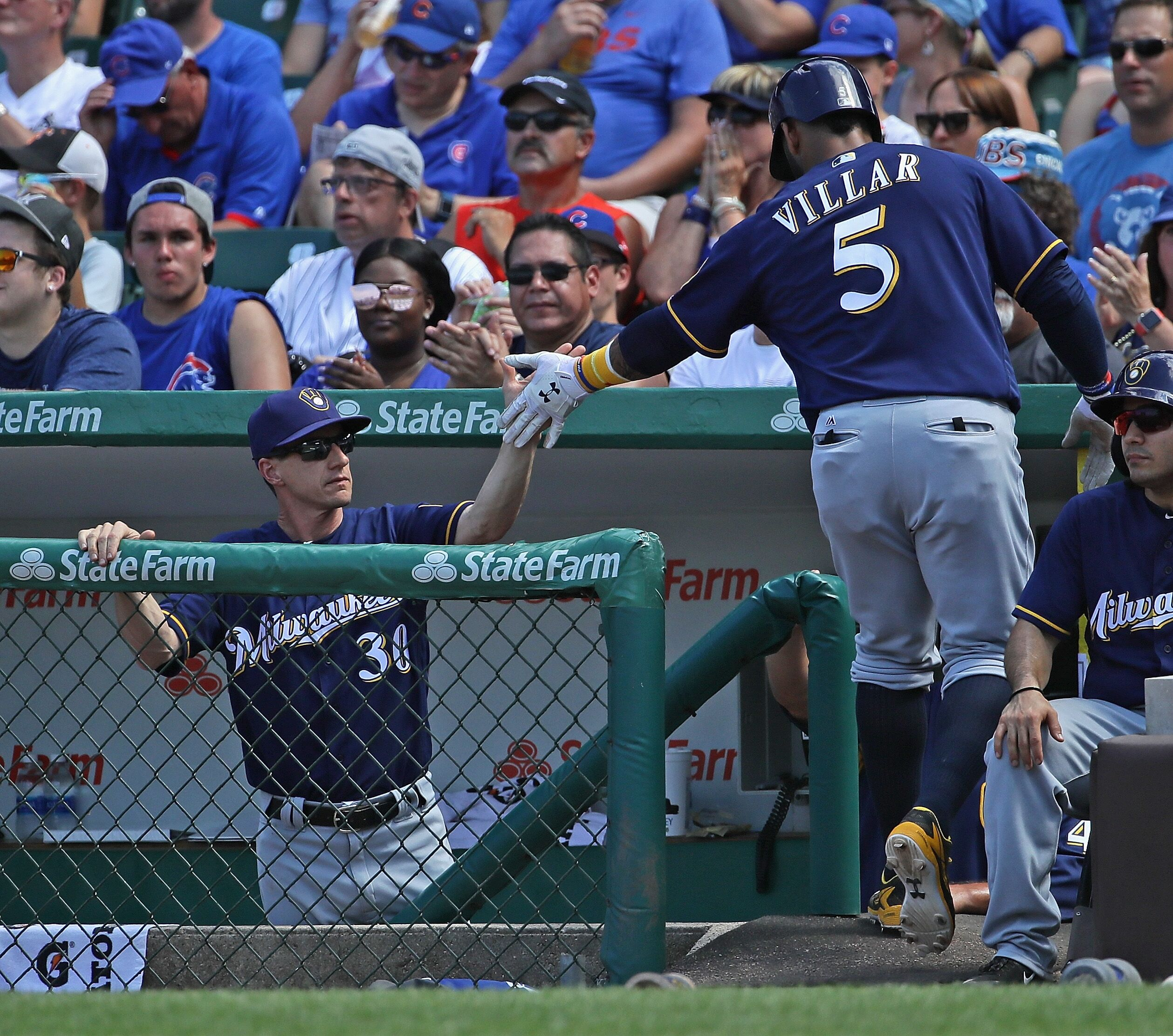 Brewers Cubs Tickets July 28