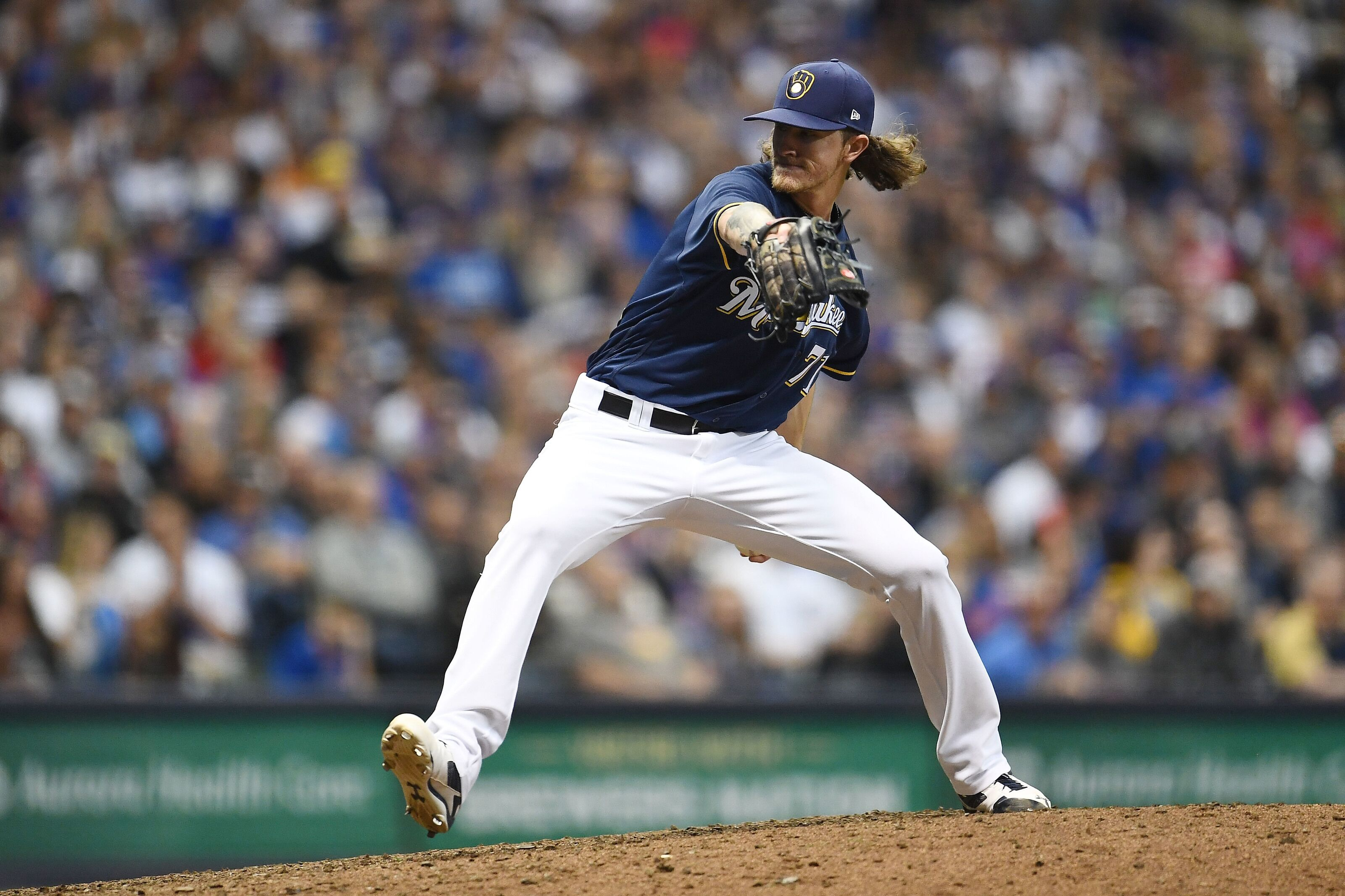 Image result for Josh hader 2018
