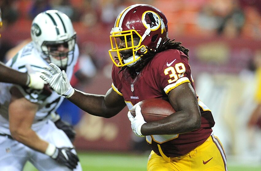 Washington Redskins: Offensive Roundup Against The Jets
