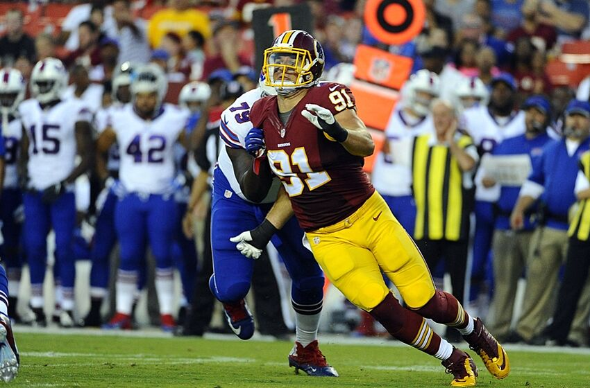 1ef3b6824a3 Previewing The Washington Redskins vs. Pittsburgh Steelers In NFL Week 1