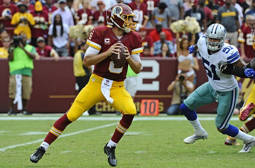 e18c1c3b809 Redskins Recap  Team Blows Late Lead In Loss To Cowboys