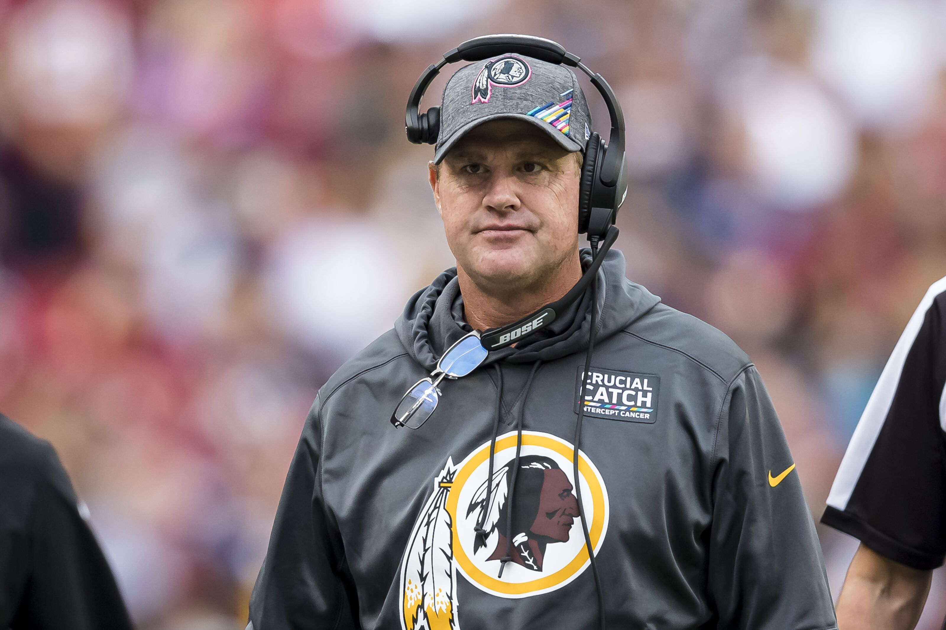 Jaguars will interview former Redskins coach Jay Gruden for OC role