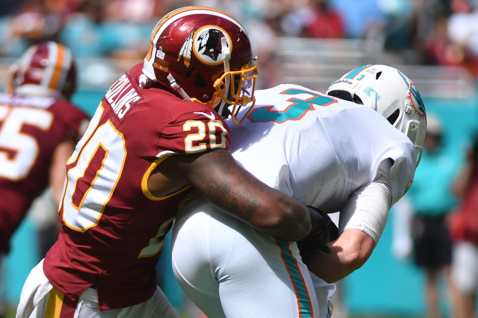 Three takeaways from Redskins win over Dolphins in NFL Week 6