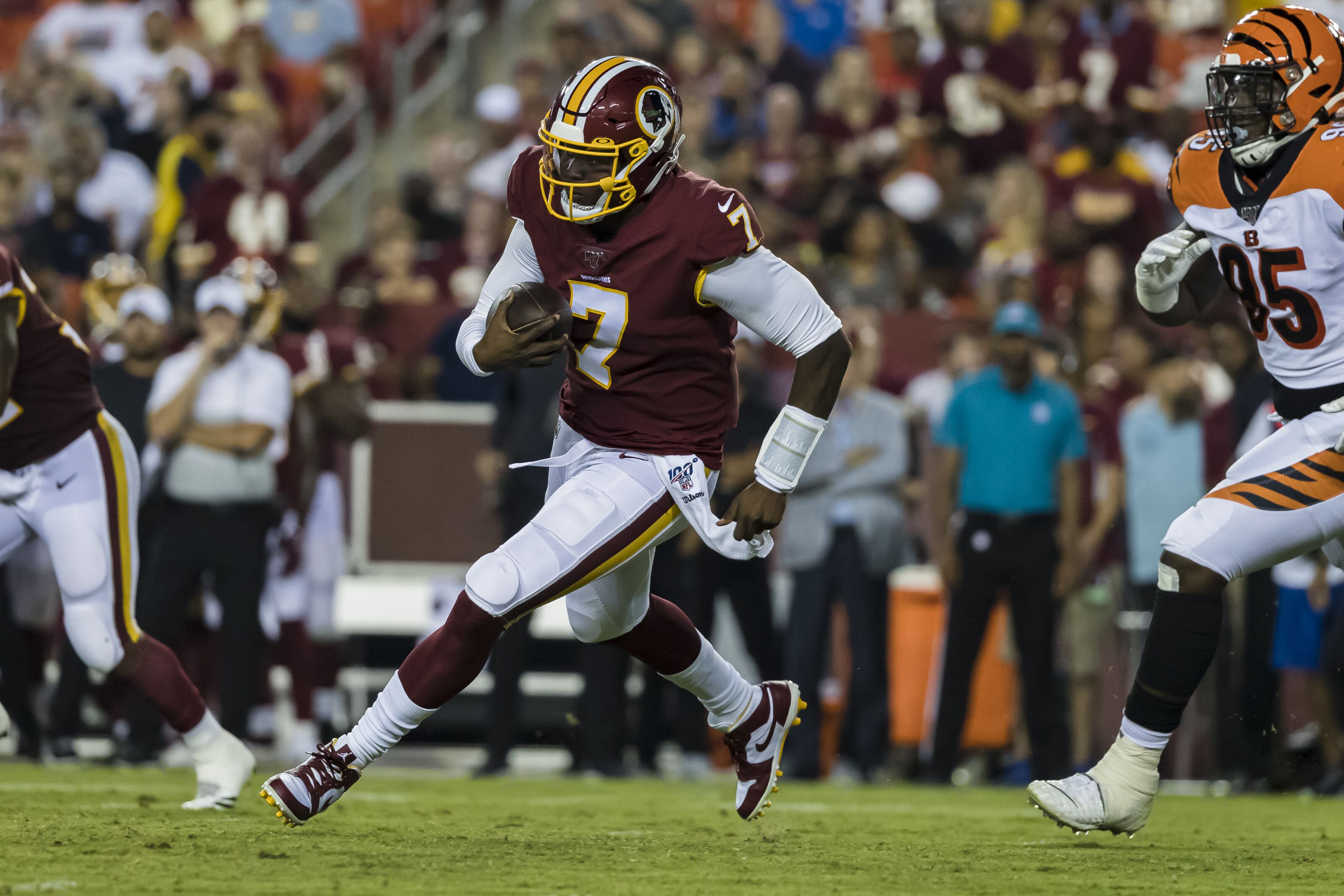 Redskins: Studs and duds from the team's Preseason Week 2 loss to the Bengals