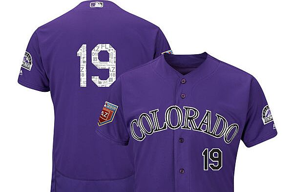 buy popular edba2 cc0e1 Colorado Rockies Spring Training Gift Guide