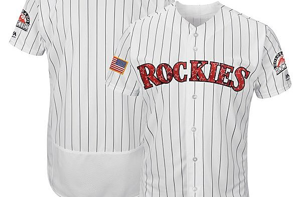 34070f4b7 Get ready for July 4 with Colorado Rockies gear