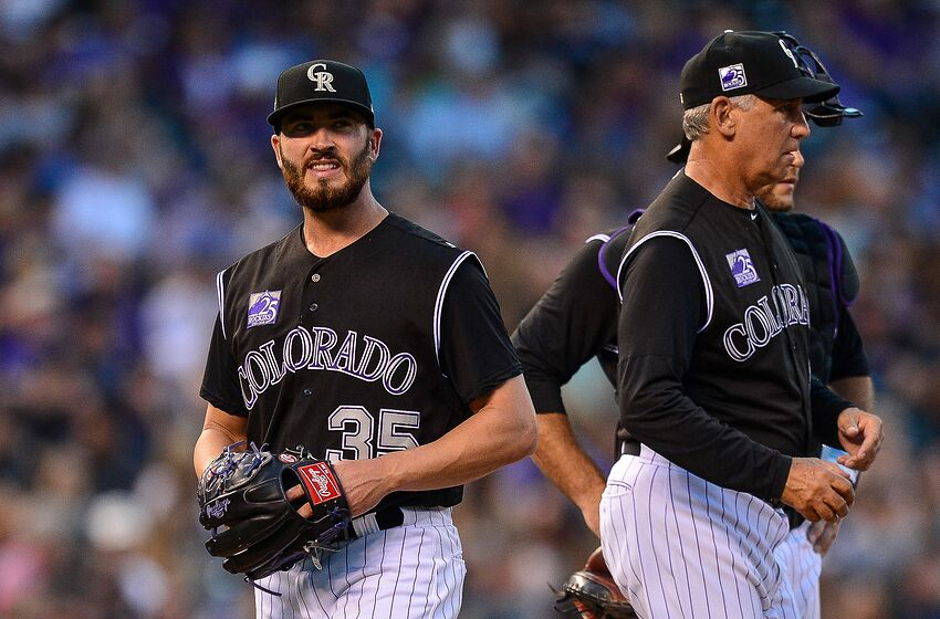 1b6210520f501 Colorado Rockies  Chad Bettis talks about his new bullpen role