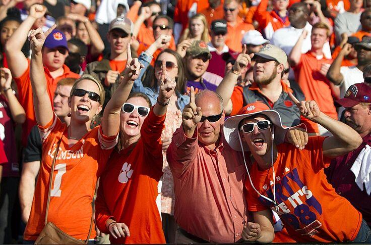Clemson Football Fan Appreciation: July Edition