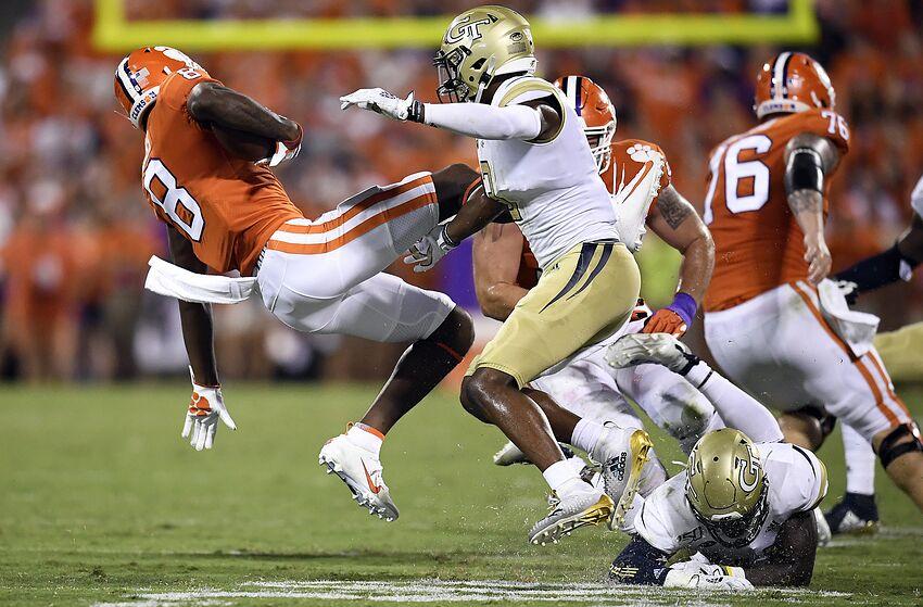 Clemson Football: Injury Report vs. North Carolina