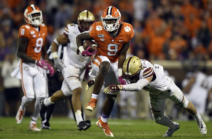 Clemson Football Pick Against The Spread Vs Wofford 2019