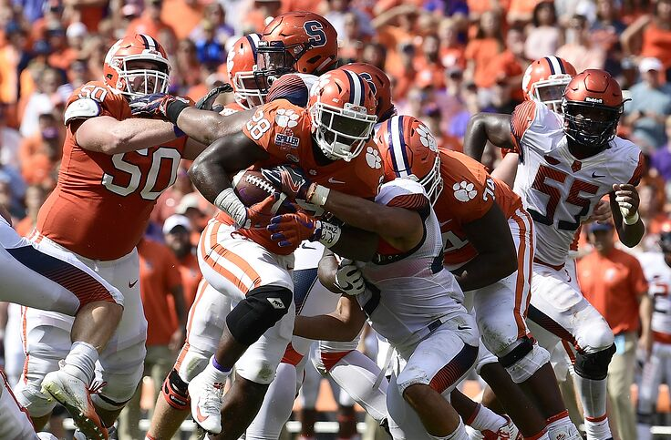 Clemson Football Espn Slights Tigers Out Of Home Night Game