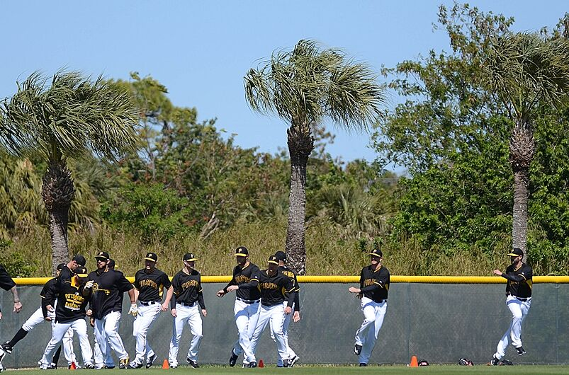 pirate city workout schedule