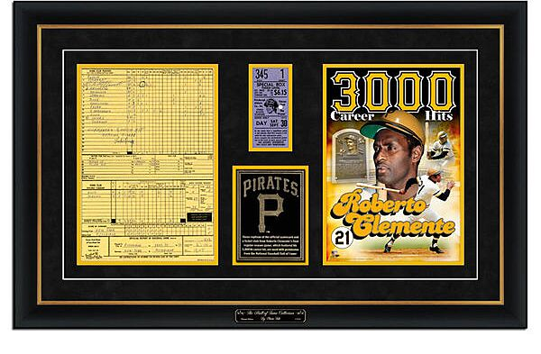 best authentic 6e349 654d9 Pittsburgh Pirates Gift Guide: 10 must-have Roberto Clemente ...