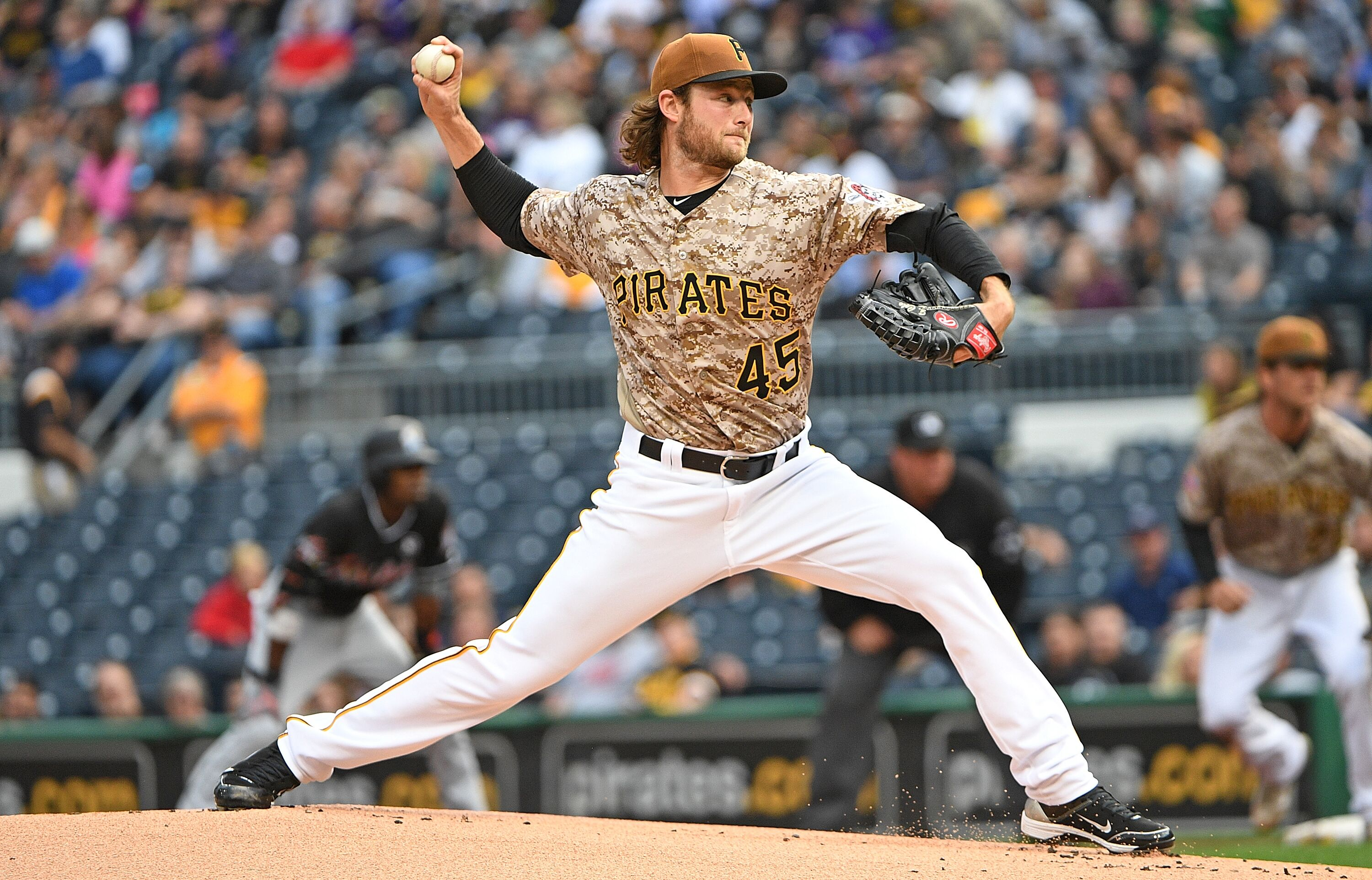 Image result for gerrit cole