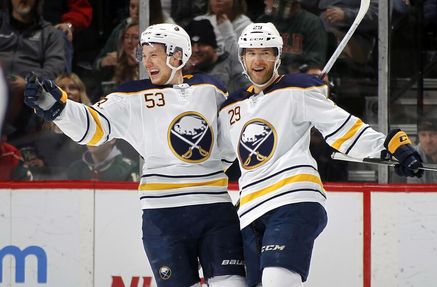 buffalo sabres shoot for six in a row in pittsburgh