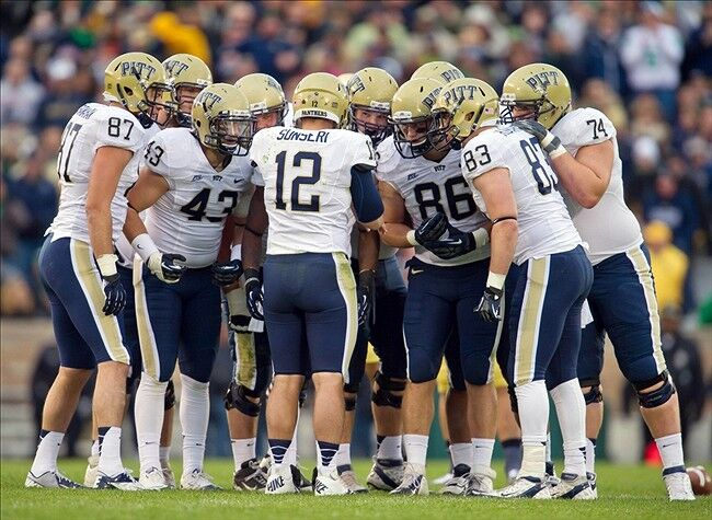 Friday Night Football Pittsburgh Panthers V Uconn Huskies