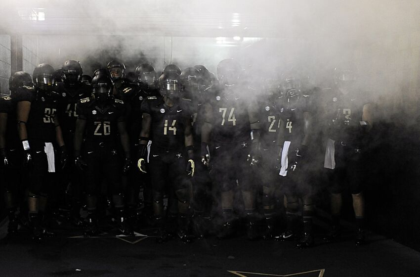 Vanderbilt Commodores unveil new helmets and uniforms (Photos) 43b0f4d69