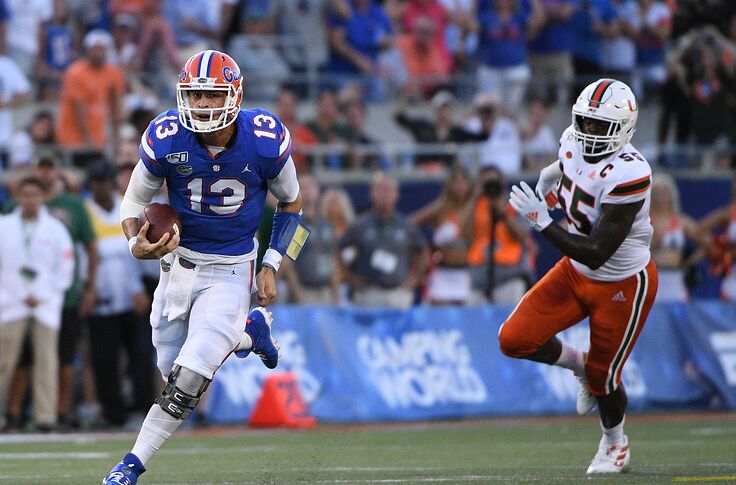 Florida football looks to clean up mistakes against UT