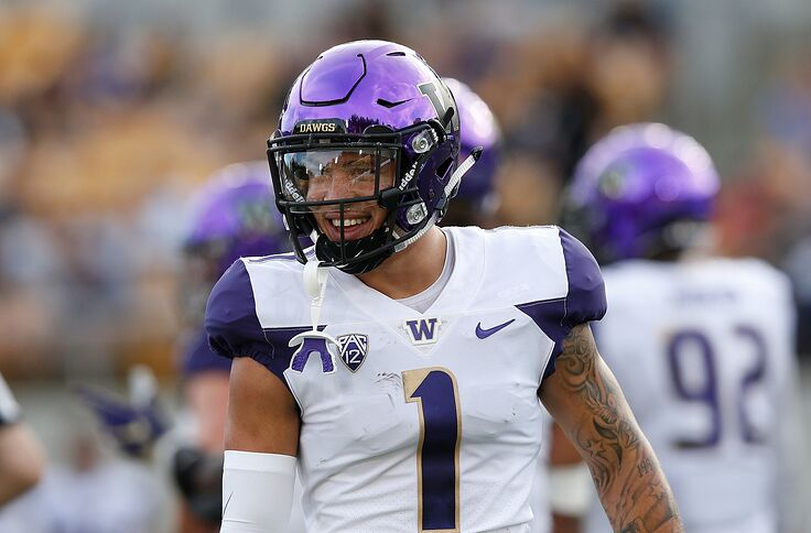 the latest be577 bd13a 2019 NFL Draft: Byron Murphy has a case as draft's top ...